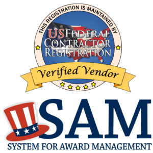 SAM Verified Vendor Seal